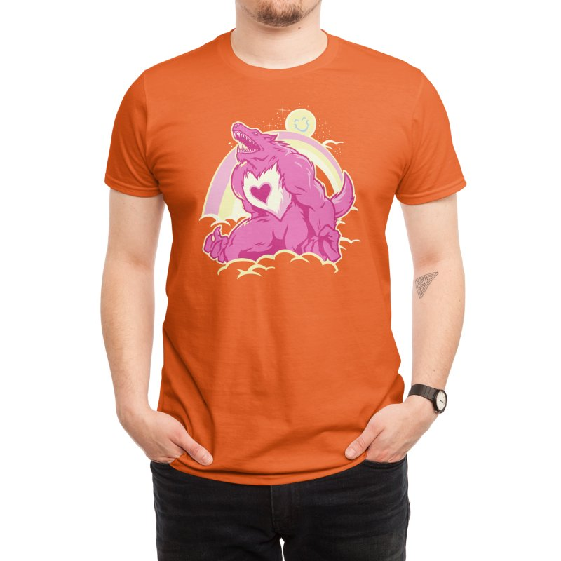 The Curse of the Care Were! Men's T-Shirt by Threadless Artist Shop