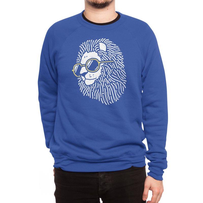 Shades Men's Sweatshirt by Threadless Artist Shop