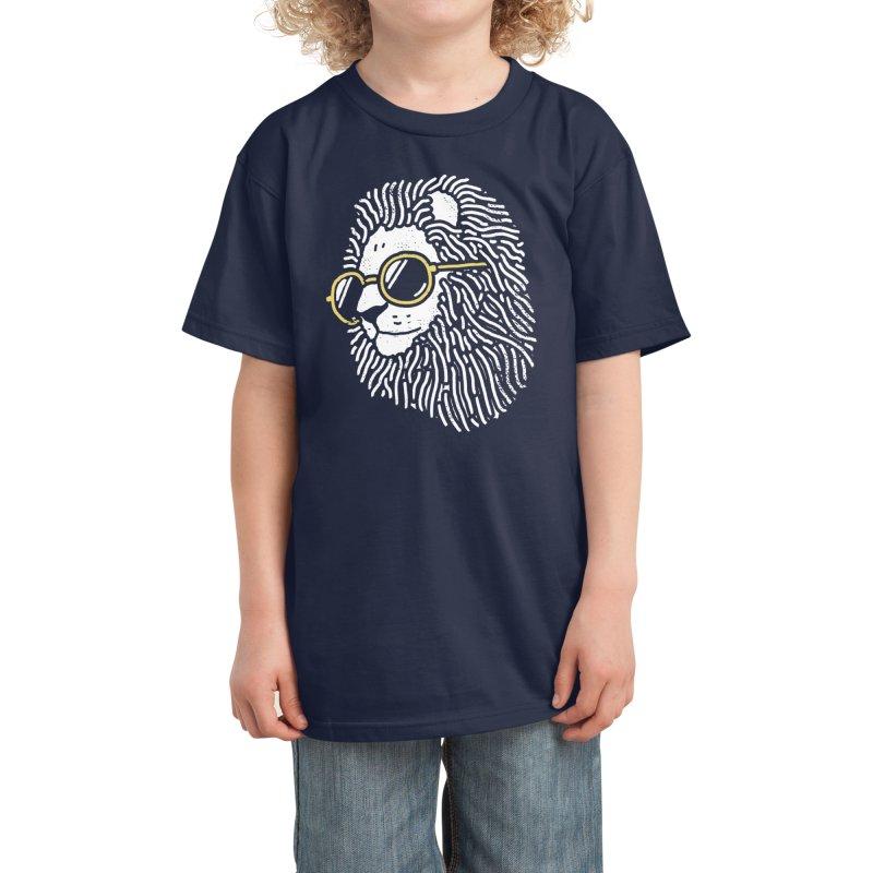 Shades Kids T-Shirt by Threadless Artist Shop