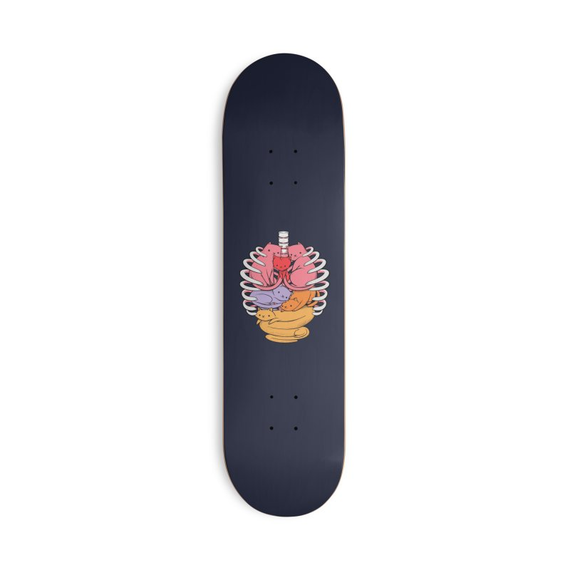 Anatomicat Accessories Skateboard by Threadless Artist Shop