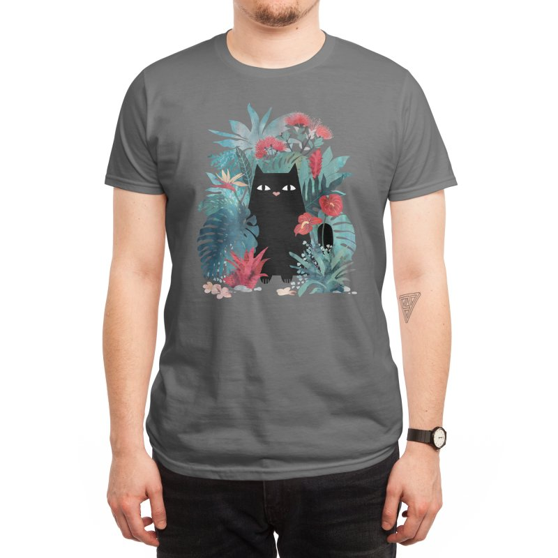 Popoki Men's T-Shirt by Threadless Artist Shop
