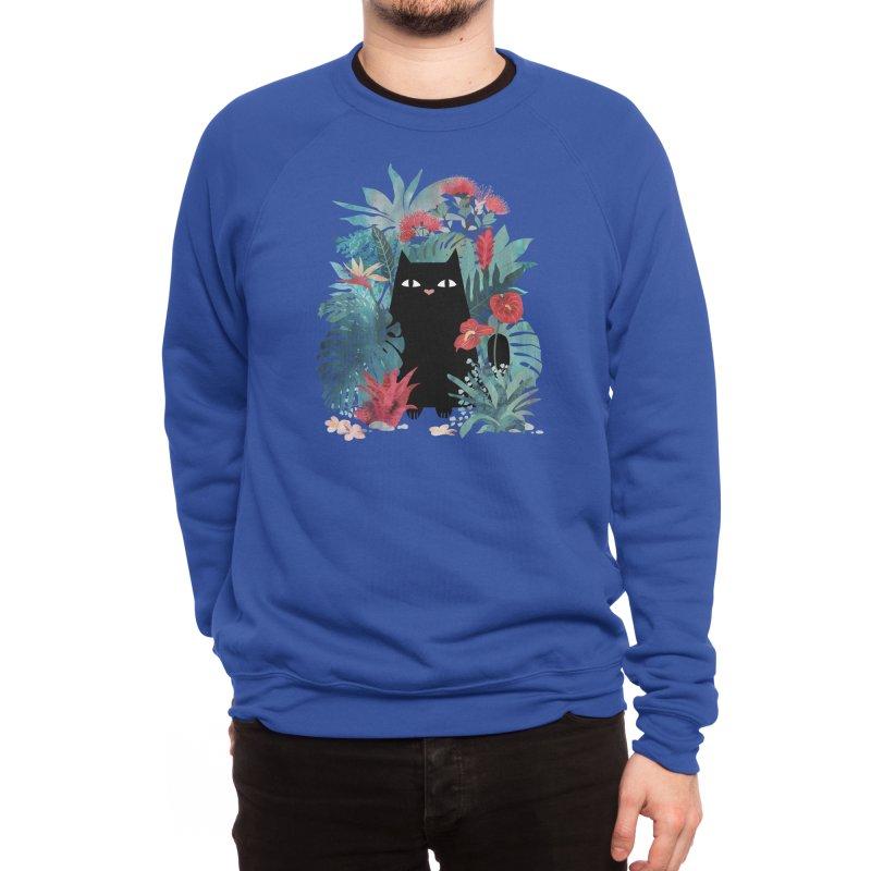 Popoki Men's Sweatshirt by Threadless Artist Shop