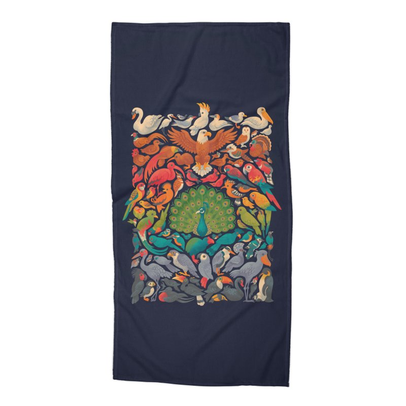 Aerial Spectrum Accessories Beach Towel by Threadless Artist Shop