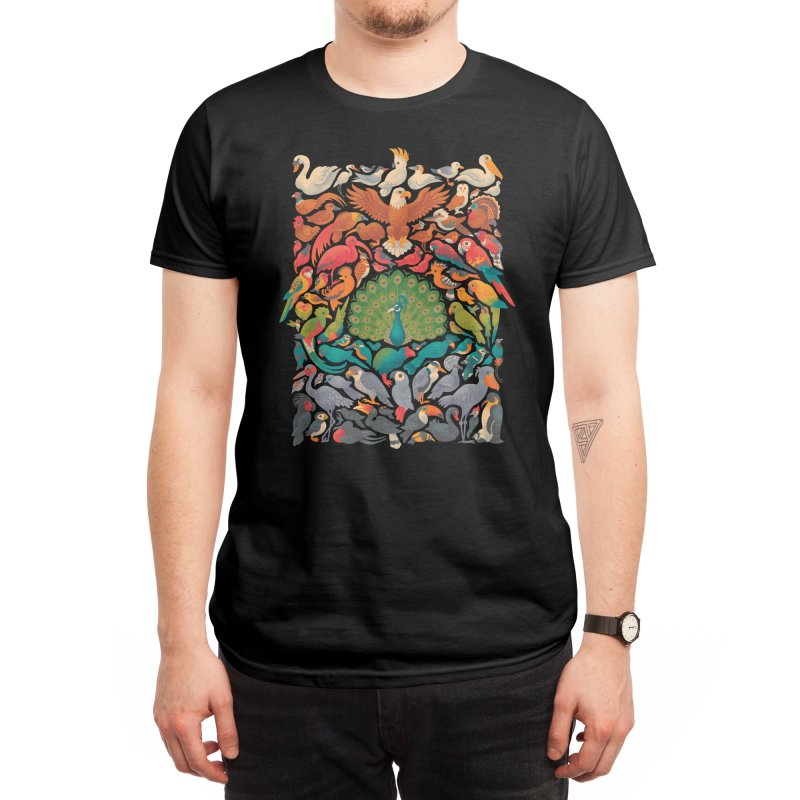 Aerial Spectrum Men's T-Shirt by Threadless Artist Shop