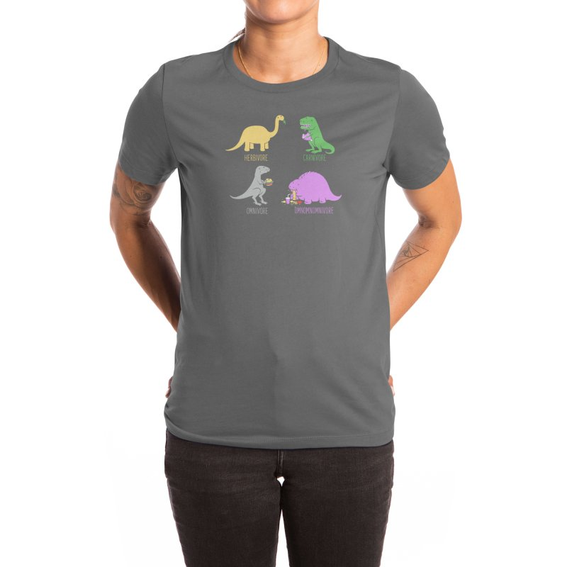 Omnomnomnivore Women's T-Shirt by Threadless Artist Shop