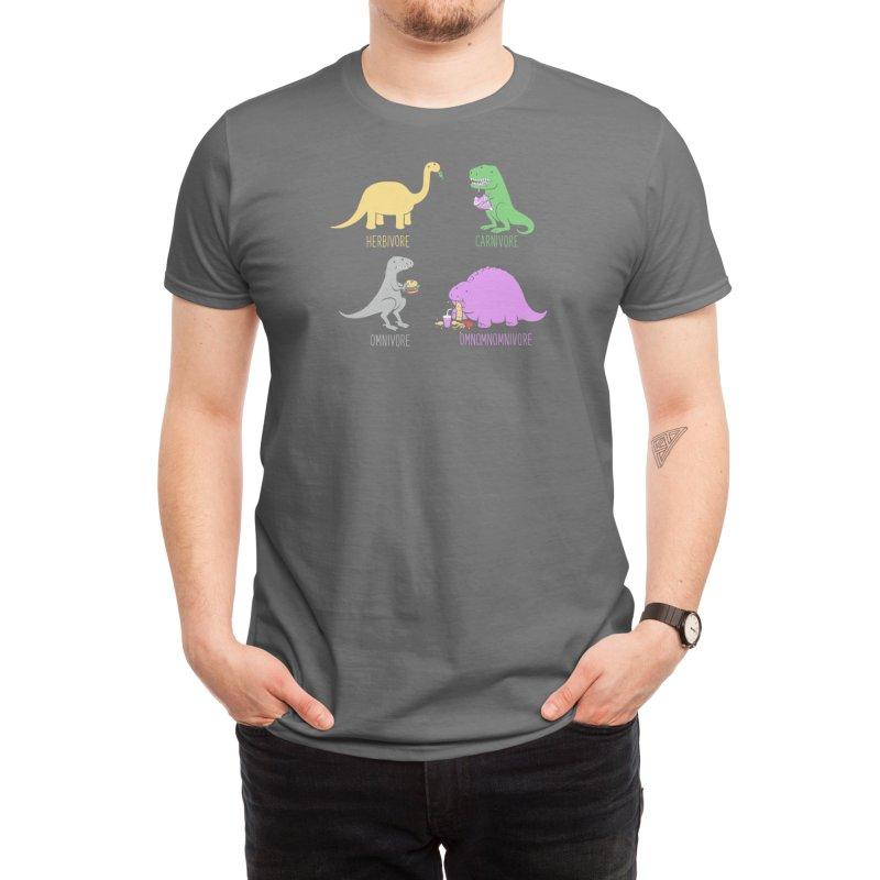 Omnomnomnivore Men's T-Shirt by Threadless Artist Shop