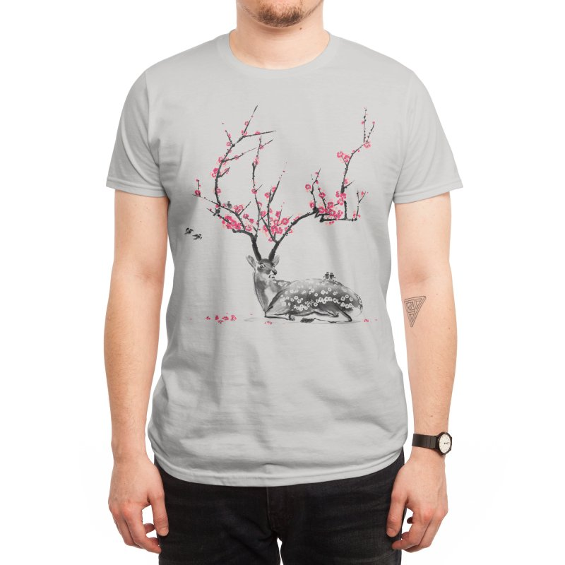 Blooming Men's T-Shirt by Threadless Artist Shop