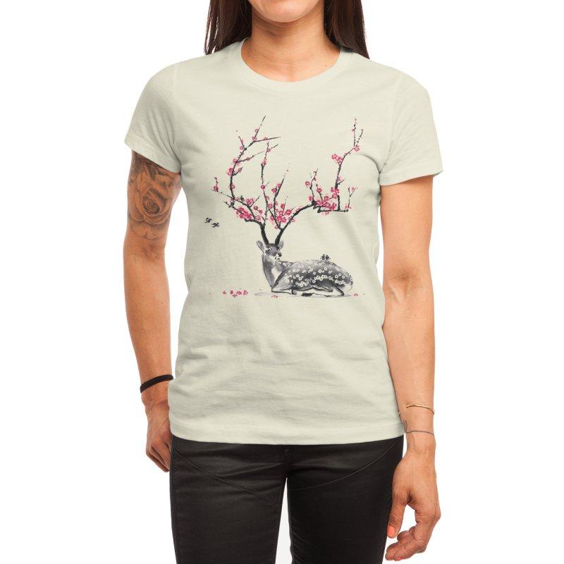 Blooming Women's T-Shirt by Threadless Artist Shop
