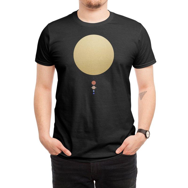 Solar System - aparaat Men's T-Shirt by Threadless Artist Shop