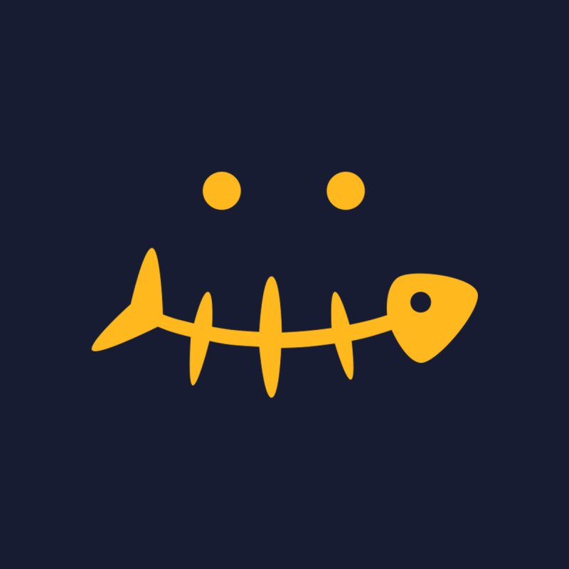 Fish Face Accessories Hat by Threadless Artist Shop