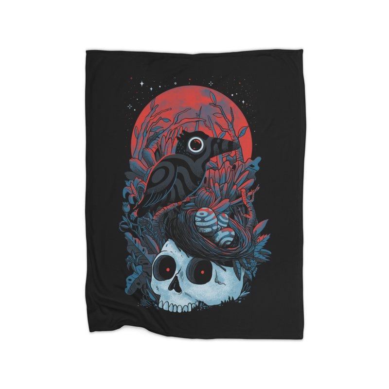 rebirth - madkobra Home Blanket by Threadless Artist Shop