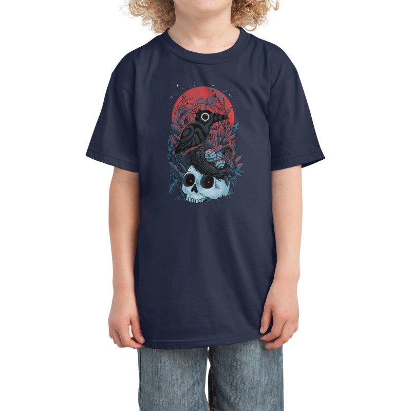 rebirth - madkobra Kids T-Shirt by Threadless Artist Shop