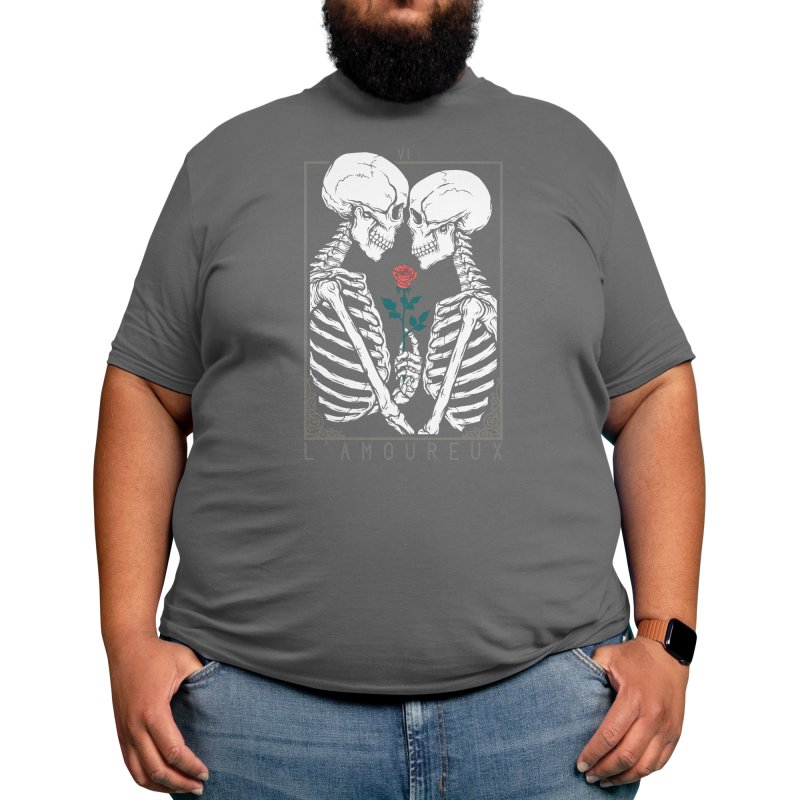 VI The Lovers Men's T-Shirt by Threadless Artist Shop