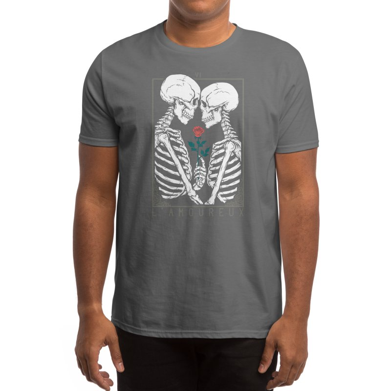 VI The Lovers Men's T-Shirt by Threadless Artist Shop