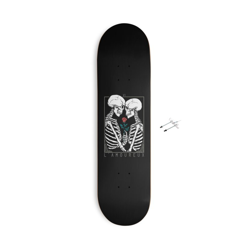 VI The Lovers Accessories Skateboard by Threadless Artist Shop