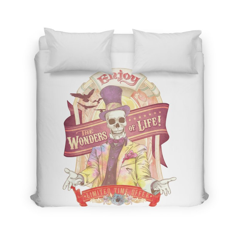 The Greatest Spectacle Ever! Home Duvet by Threadless Artist Shop