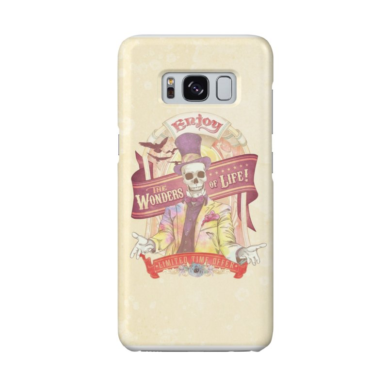 The Greatest Spectacle Ever! Accessories Phone Case by Threadless Artist Shop