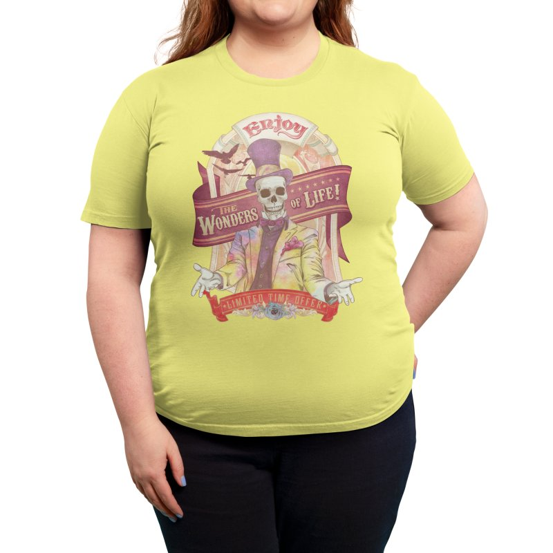 The Greatest Spectacle Ever! Women's T-Shirt by Threadless Artist Shop