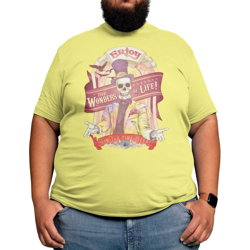 The Greatest Spectacle Ever! Men's T-Shirt by Threadless Artist Shop