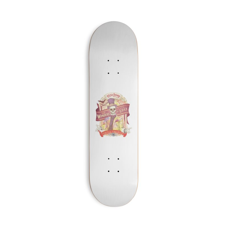 The Greatest Spectacle Ever! Accessories Skateboard by Threadless Artist Shop