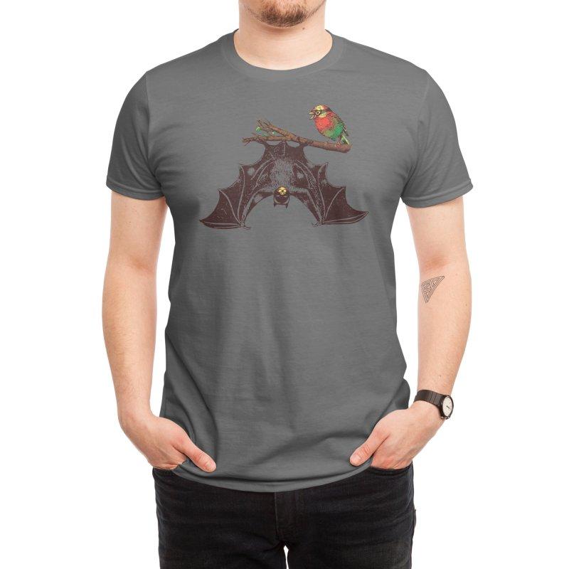 Bat & Rob Men's T-Shirt by Threadless Artist Shop