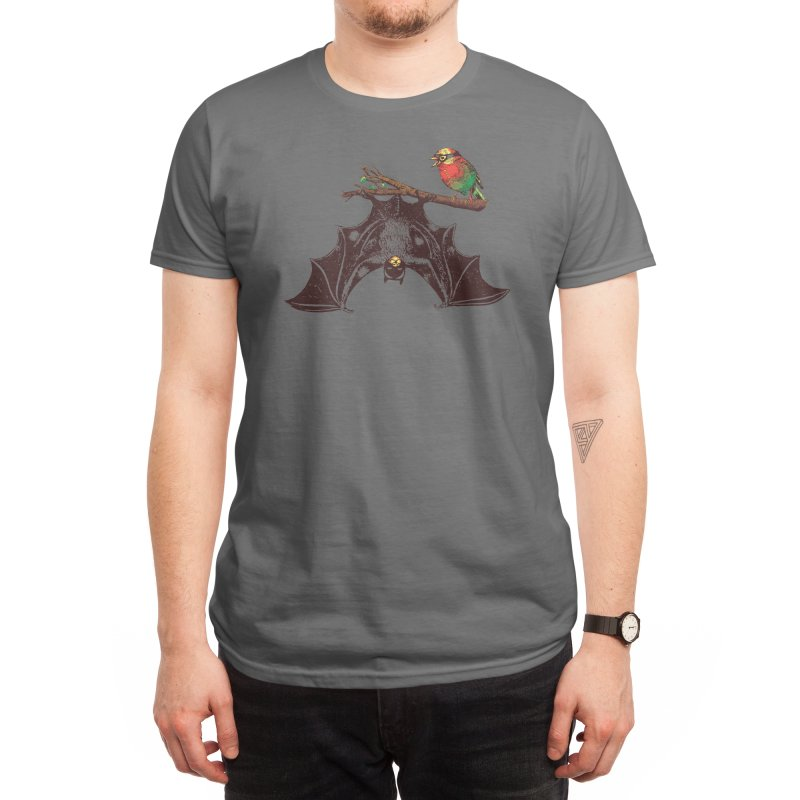 Bat & Rob Men's T-Shirt by Threadless Artist Shop