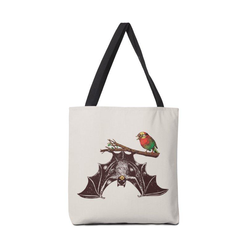 Bat & Rob Accessories Bag by Threadless Artist Shop