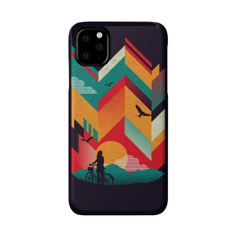 Bike Ride Accessories Phone Case by Threadless Artist Shop