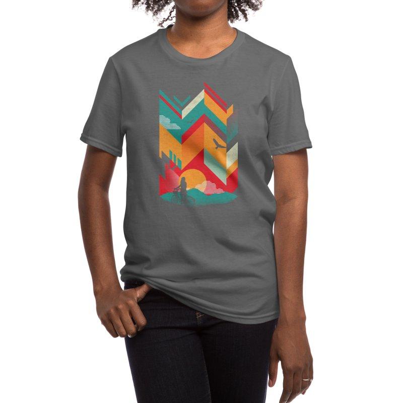 Bike Ride Women's T-Shirt by Threadless Artist Shop