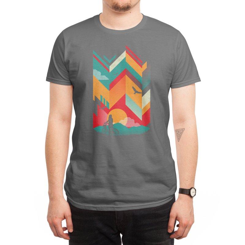 Bike Ride Men's T-Shirt by Threadless Artist Shop