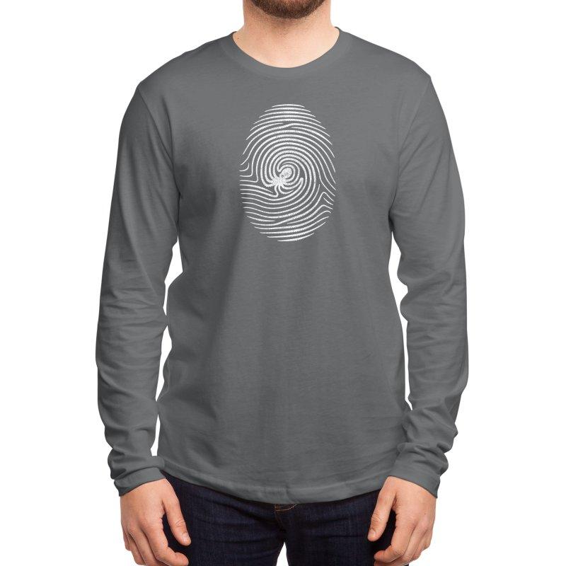 Octo-print Men's Longsleeve T-Shirt by Threadless Artist Shop