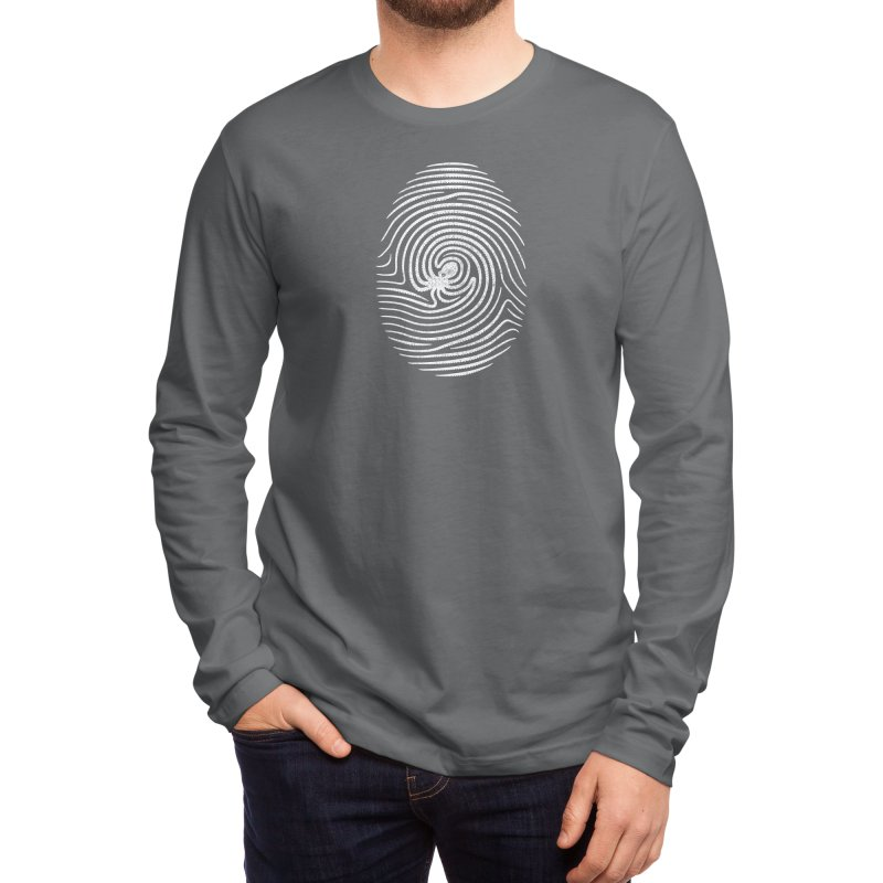 Octo-print Men's Longsleeve T-Shirt by Threadless Artist Shop