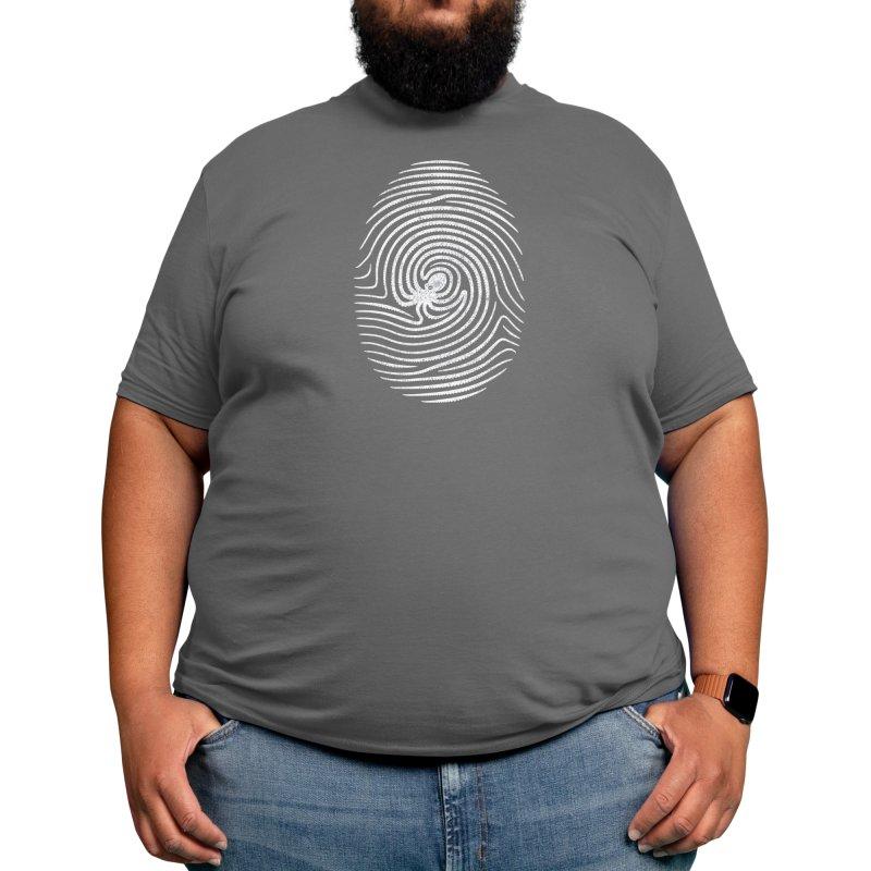 Octo-print Men's T-Shirt by Threadless Artist Shop