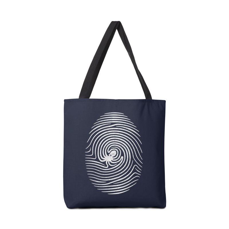 Octo-print Accessories Bag by Threadless Artist Shop