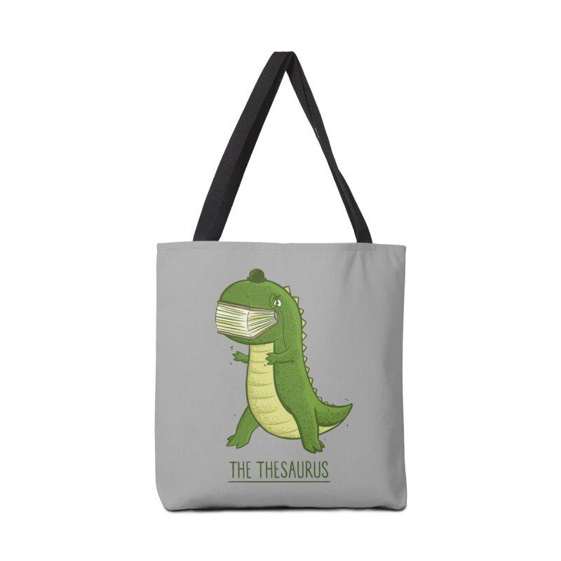 The Thesaurus Accessories Bag by Threadless Artist Shop