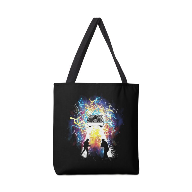 Time Travelers Accessories Bag by Threadless Artist Shop