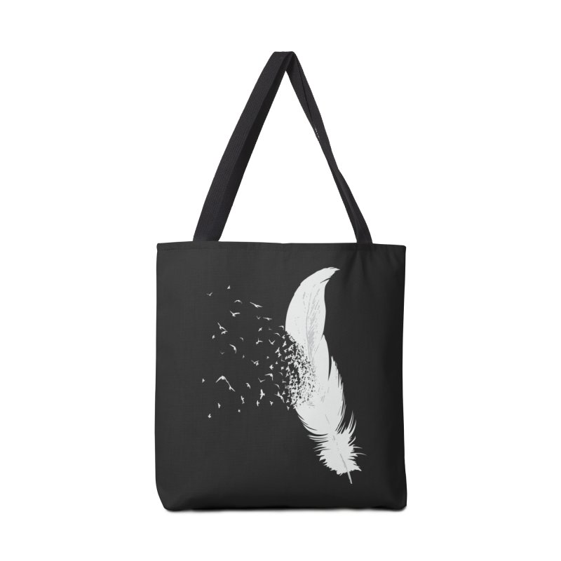Birds Of A Feather Accessories Bag by Threadless Artist Shop