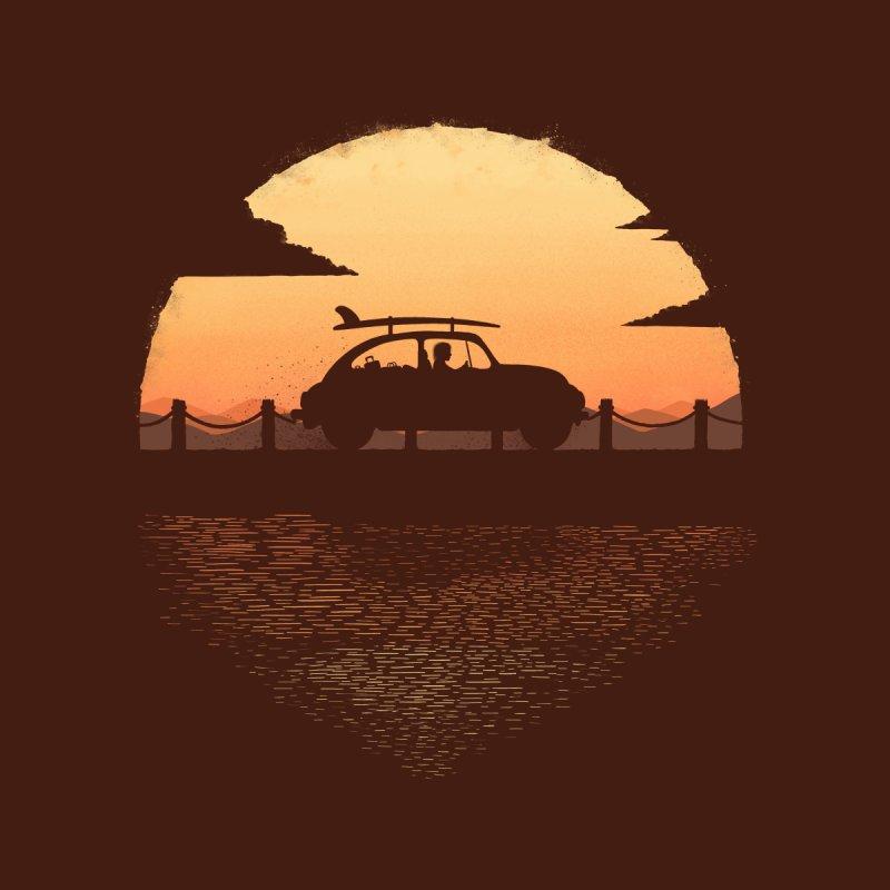 Summer Trip Men's T-Shirt by Threadless Artist Shop