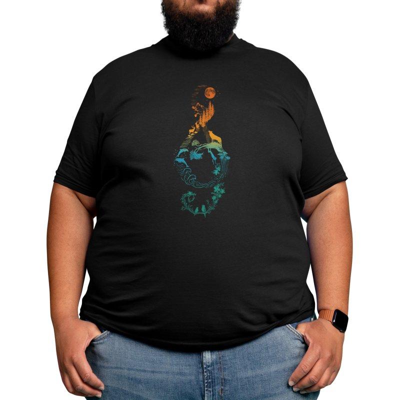 SOUND OF NATURE Men's T-Shirt by Threadless Artist Shop
