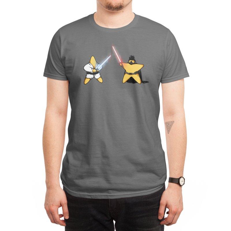 Star Sabers Men's T-Shirt by Threadless Artist Shop