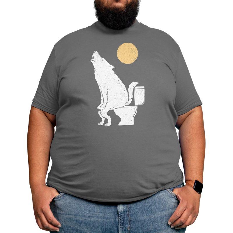 Howling At Night Men's T-Shirt by Threadless Artist Shop