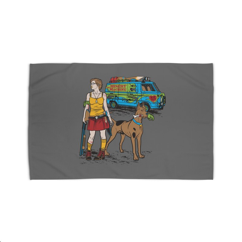 We've Got Some Work To Do Now Home Rug by Threadless Artist Shop