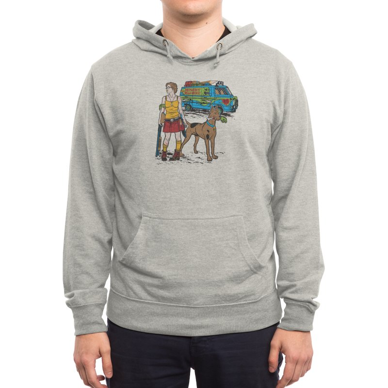 We've Got Some Work To Do Now Men's Pullover Hoody by Threadless Artist Shop