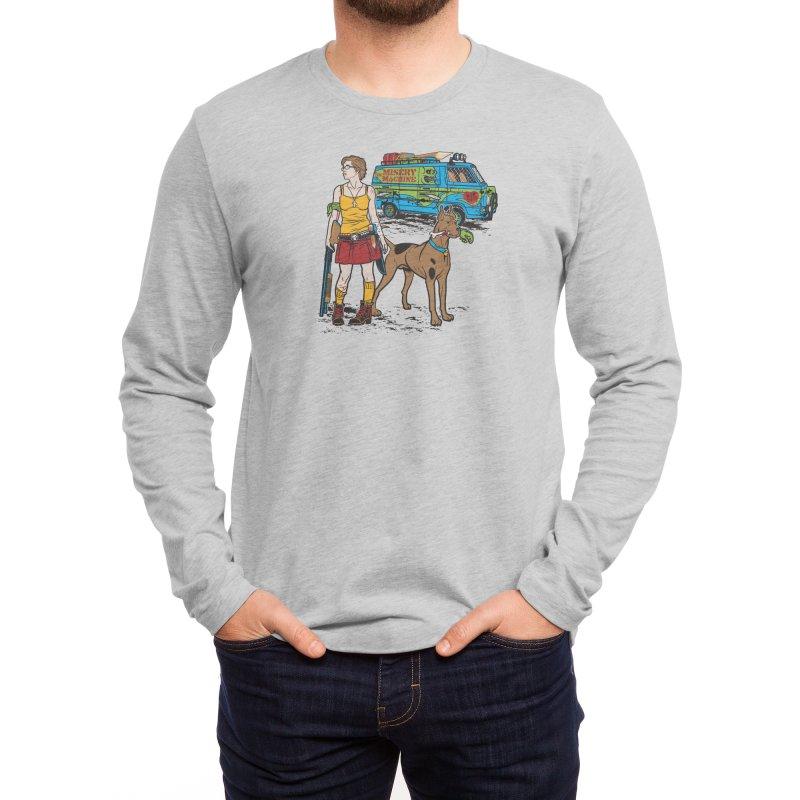 We've Got Some Work To Do Now Men's Longsleeve T-Shirt by Threadless Artist Shop