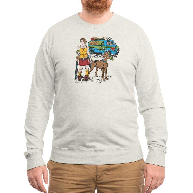 We've Got Some Work To Do Now Men's Sweatshirt by Threadless Artist Shop