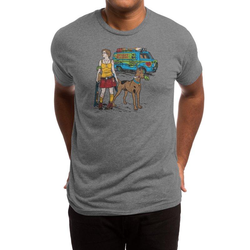 We've Got Some Work To Do Now Men's T-Shirt by Threadless Artist Shop
