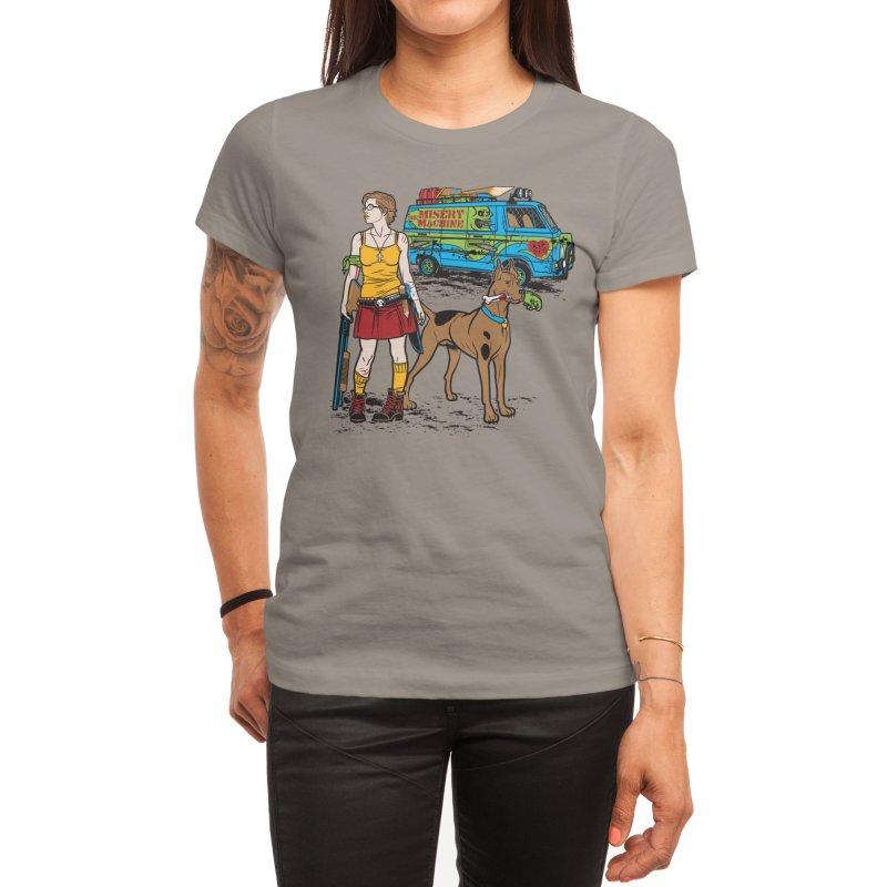 We've Got Some Work To Do Now Women's T-Shirt by Threadless Artist Shop