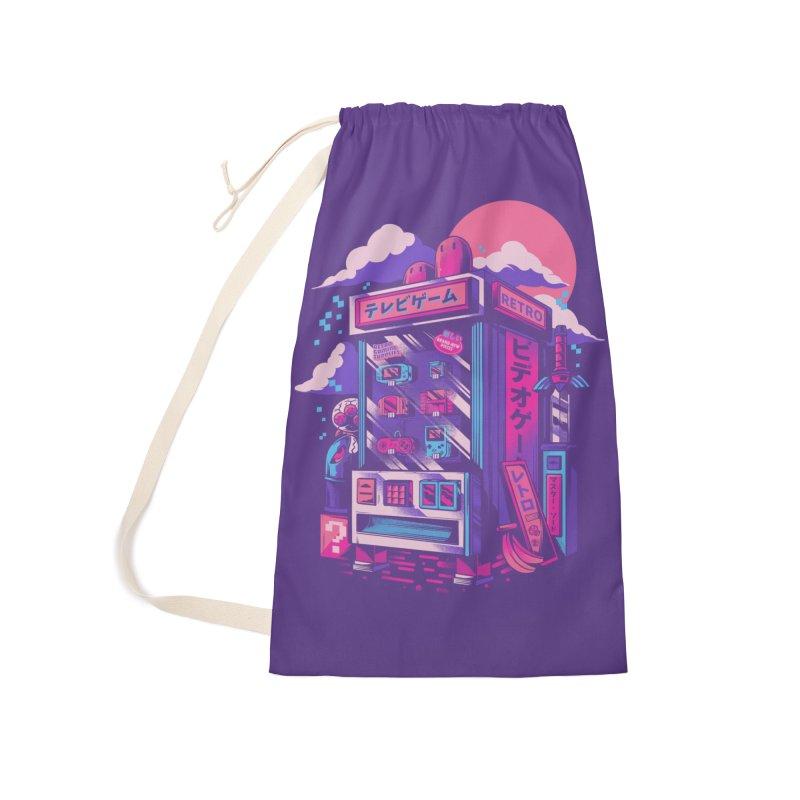 Retro gaming machine Accessories Bag by Threadless Artist Shop