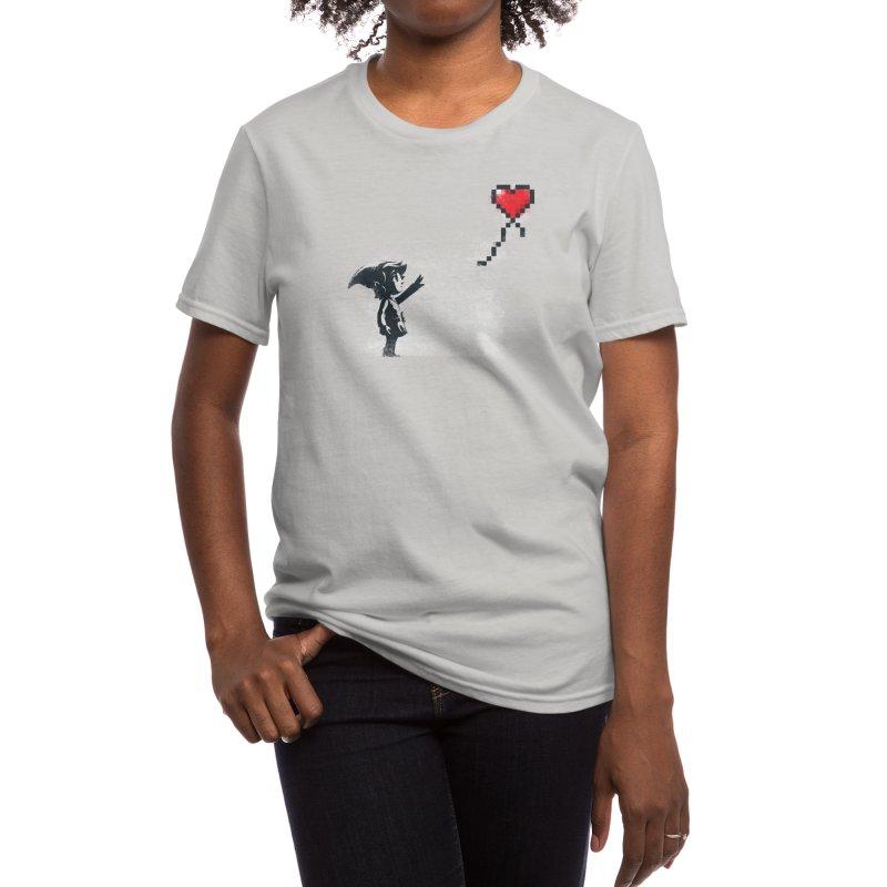 Linksy Women's T-Shirt by Threadless Artist Shop