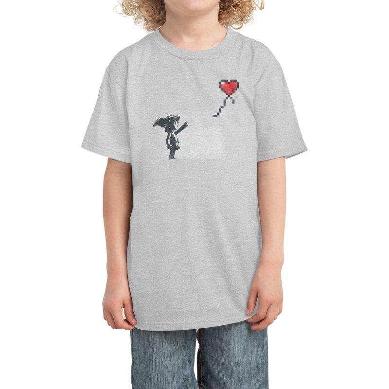 Linksy Kids T-Shirt by Threadless Artist Shop
